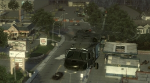 Big BrotherA Special Ops in Call of Duty: MW2