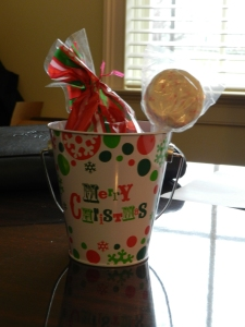 Nothing says Merry Christmas like Chocolate!