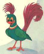 Herkimer the Magic Christmas Bird