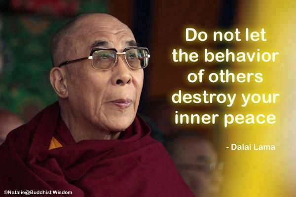Dalai Lama Inner Peace