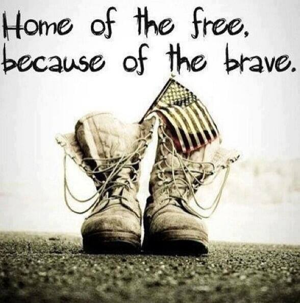 Home of the Free, Because of the Brave