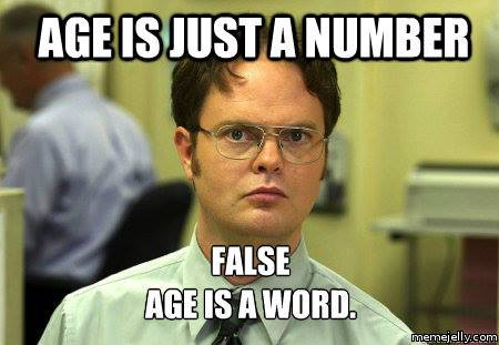 Loved the Dwight Meme from my little sis!