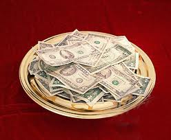 Offering  Plate